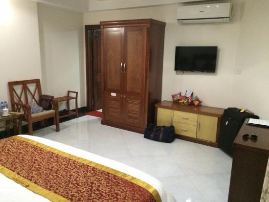Sapa Paradise Hotel: Bedroom