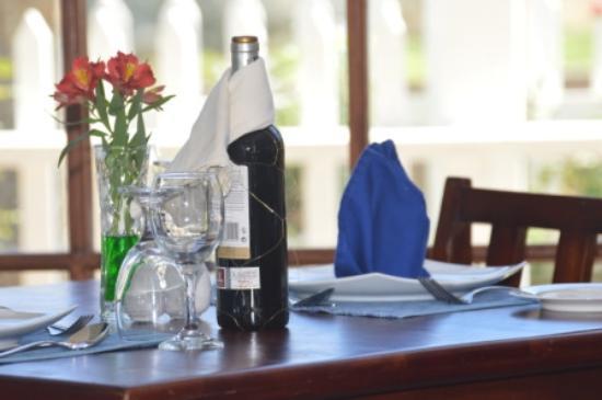 Royal Hills Nuwara Eliya : Restaurant