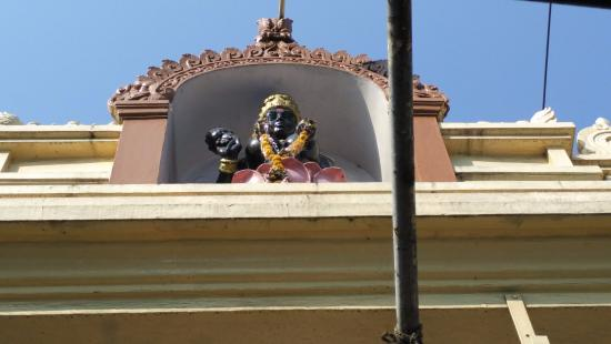 Visakhapatnam, Índia: the goddess