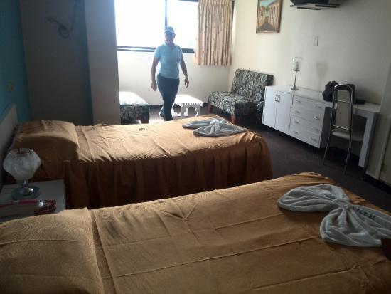 Hotel Plaza de Venezuela : La habitación era Doble