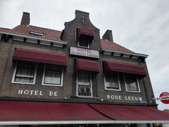 Hotel De Rode Leeuw