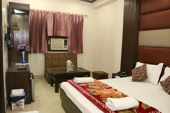 Hotel Maharaja Continental: DELUXE ROOM 4
