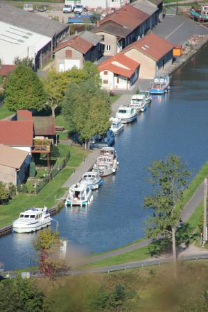Lutzelbourg port 3