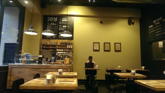 Suzette Creperie & Cafe