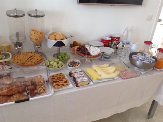 Onda Bed and Breakfast : Buffet breakfast