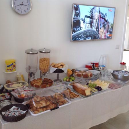 Onda Bed and Breakfast: Buffet breakfast