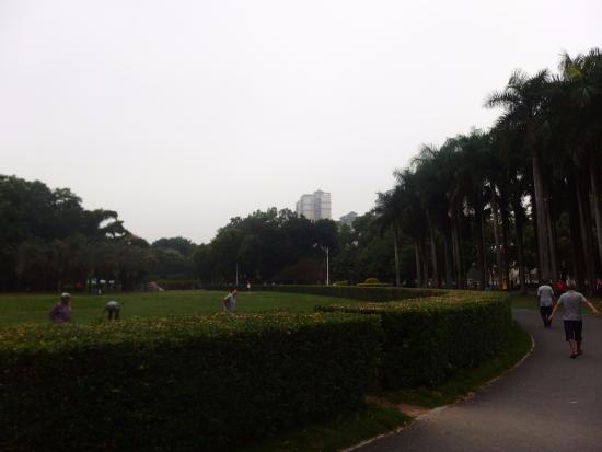 Nanhu Park: 南湖公園