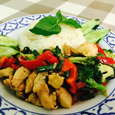 Kapahulu Thai Restaurant