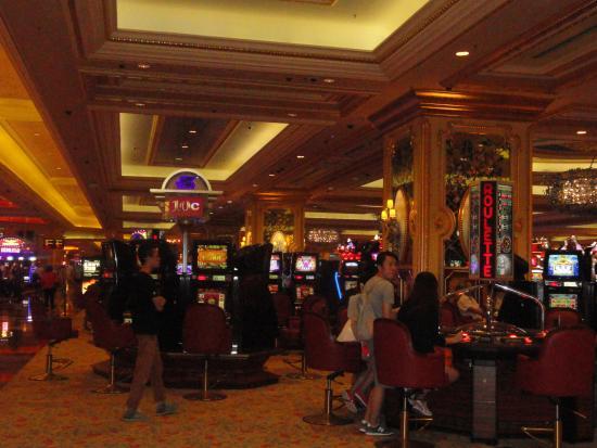 casino at venetian macao