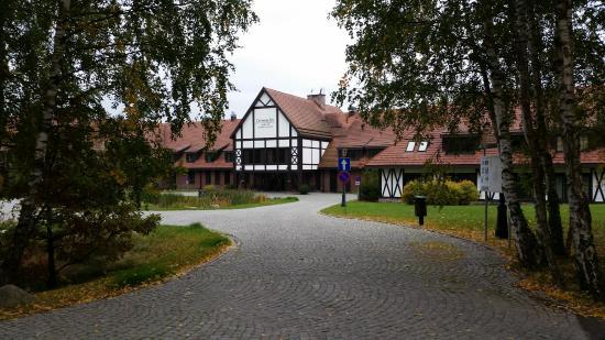 Hotel SPA Dr Irena Eris Wzgorza Dylewskie: Hotel