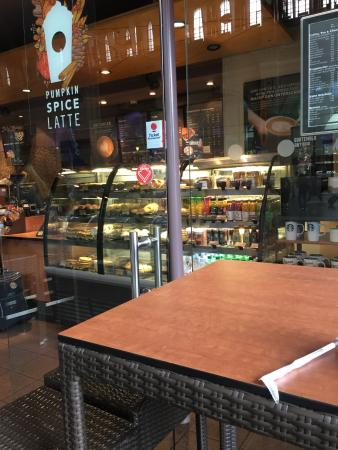 Starbucks Fernbahnhof