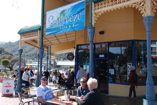 Seabreeze Cafe & Bar: Seabreeze Cafe