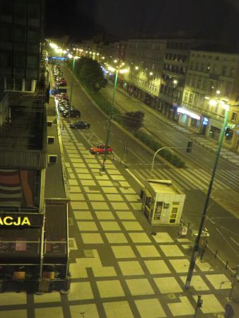 Hotel Lech: Wreszcie spokoj na Gwarnej nad ranem.