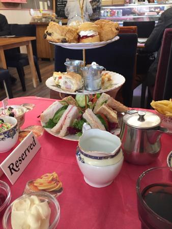 Mrs M Tea Room Ashby