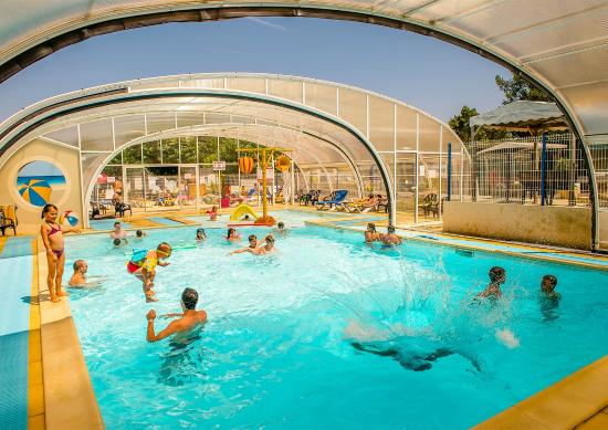 La Faute sur Mer, Frankrig: piscine