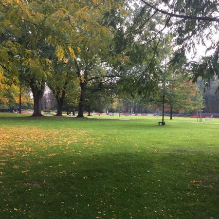 Herzogenriedpark: Потрясающий парк - идеальное место для отдыха с детьми.