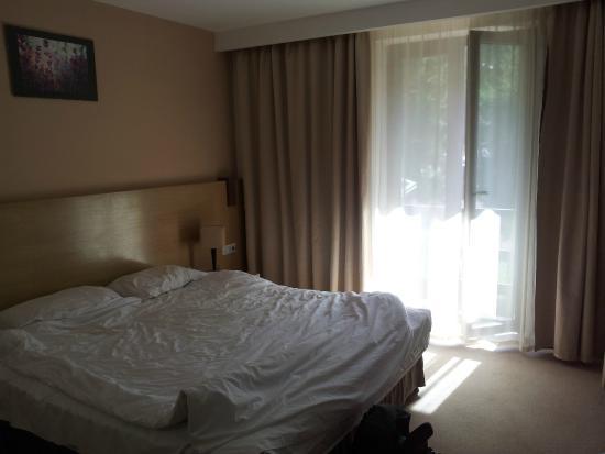 Hotel Escalade Poiana Brasov: Bedroom
