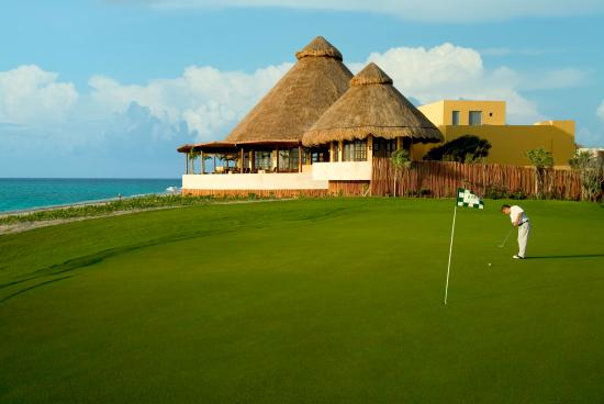 Fairmont Mayakoba: Hole 7