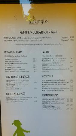 Hans Im Gluck Picture Of Peter Pane Binz Burgergrill Bar