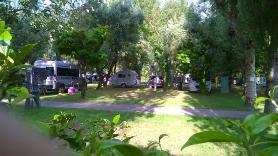 Camping La Spiaggia ***: le nostre piazzole