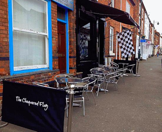 ‪‪Castle Donington‬, UK: The Chequered Flag, Castle Donington, Micro Pub‬