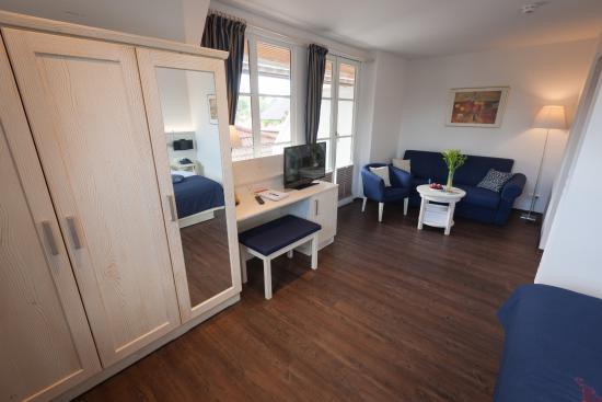 Hotel Altes Land : Komfortdoppelzimmer im Stammhaus (renoviert 2015)