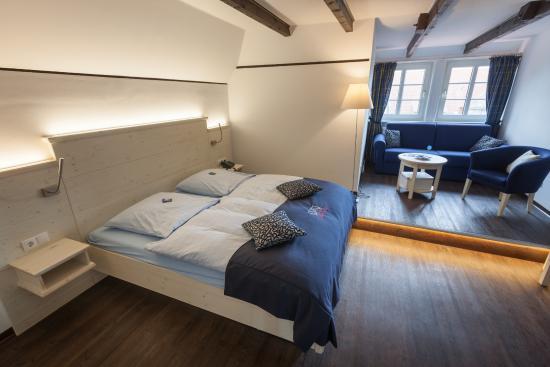 Hotel Altes Land: Komfortdoppelzimmer im Stammhaus (renoviert 2015)