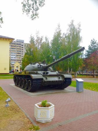Museum of Military Equipment in the Open Air