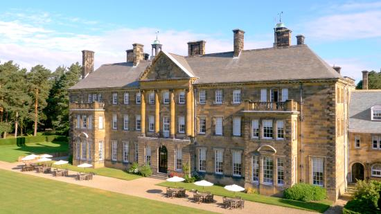 Крэторн, UK: Crathorne Hall Hotel