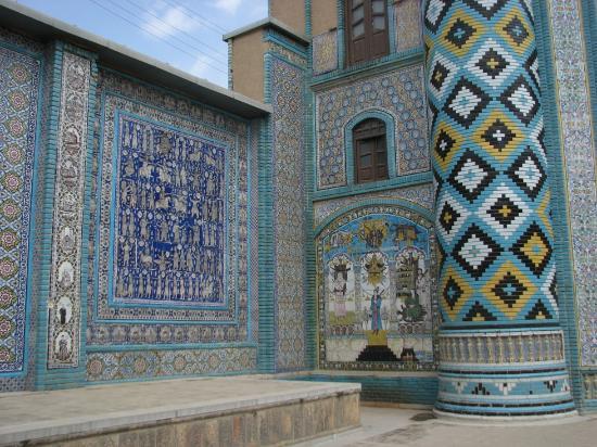 Kermanshah, Iran: Tekieh Moaven
