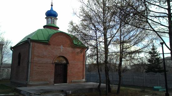 Chapel in Honor of the Royal Martyrs at Nativity Church