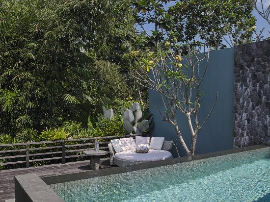 The Purist Villas and Spa: Bamboo 2 Poolside