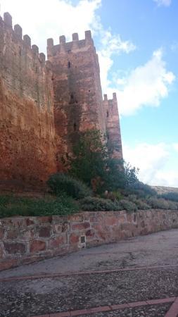 Banos De La Encina Castle Picture Of Banos De La Encina Castle