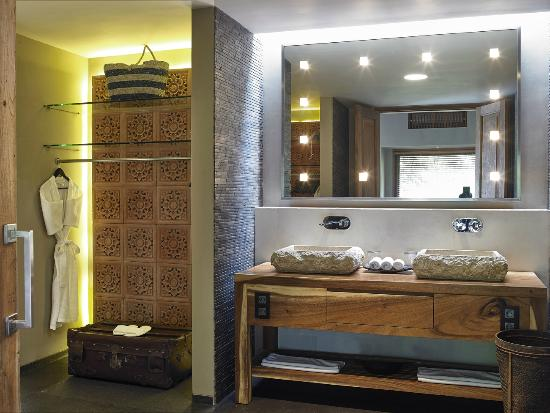 The Purist Villas and Spa: Bamboo 2 Bathroom