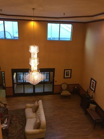 Best Western Plus Georgetown Corporate Center Hotel: The lobby