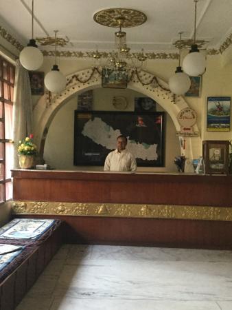 Hotel Discovery Inn: reception