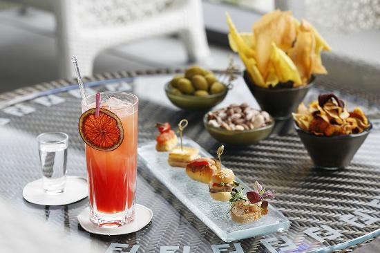 Milan Aperitif Rooftop Terrace Bar Terrazza Gallia French