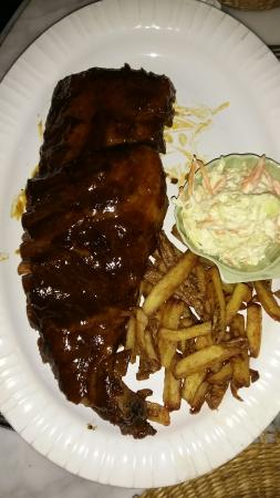 Best ribs fish and chips and proper puddings picture for Buffalo fish ribs