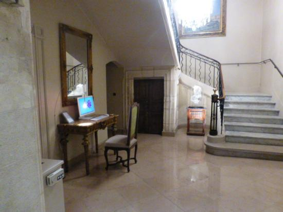 Hotel d'Europe : Foyer
