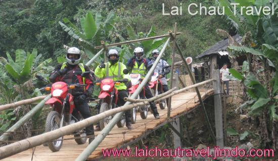 Lai Chau, Vietnam: www.laichautravel.jimdo.com