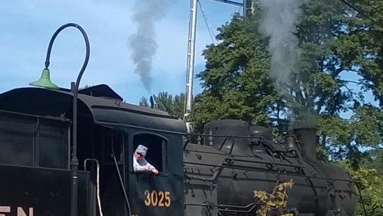 เอสเซกซ์, คอนเน็กติกัต: Essex Steam Train