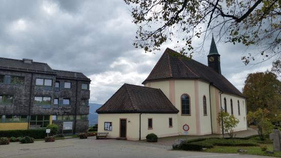 St Peter Hotel Hirschen