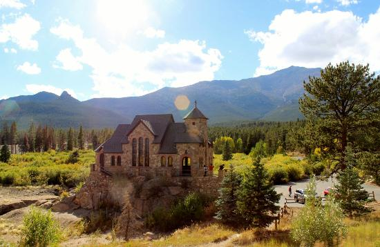 Chapel on the Rock, Allenspark, CO, Sep 2015