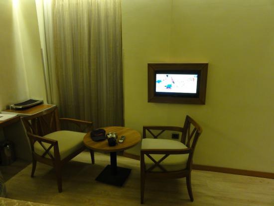 Galata Palace Hotel : Номер эконом