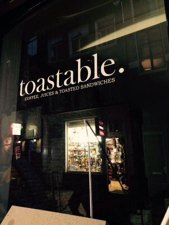 Toastable Nieuwendijk: Check out our place!