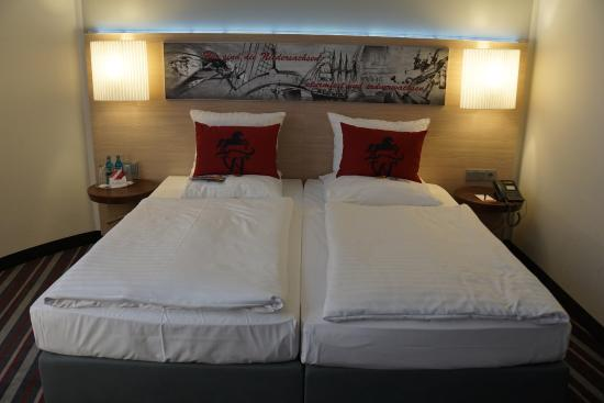 H+ Hotel Herzog Widukind Stade: Ramada Hotel