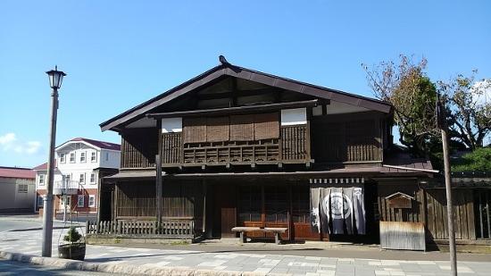 Esashi-cho, Jepang: 正面