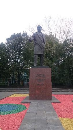Georgiy Dimitrov Monument