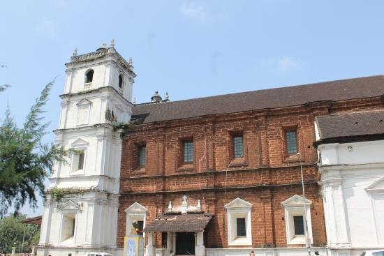 Church of the Holy Spirit Margao - Picture of Church of Holy