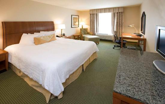 Hilton Garden Inn Solomons: King Bed